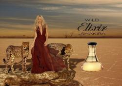 Shakira Wild Elixir EDT 80ml Tester