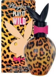 Playboy Play It Wild for Women EDT 75ml