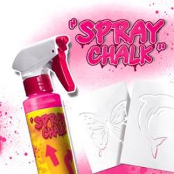 SES Kréta spray - rózsaszín