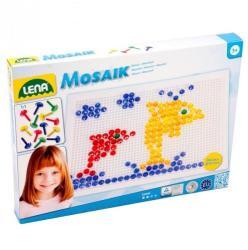 LENA Mozaik készlet - 260db-os
