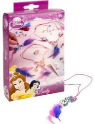 Totum Disney hercegnők gyöngykarkötő készítő készlet