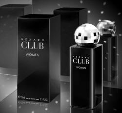 Azzaro Club for Women EDT 50ml Tester