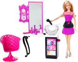 Mattel Barbie Malibu Ave Salon (CLG06-CMM55)