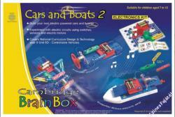BrainBox Autók és hajók elektronikai készlet