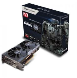 SAPPHIRE Radeon R9 380 NITRO Dual-X OC 2G GDDR5 256bit PCI-E (11242-12-20G)