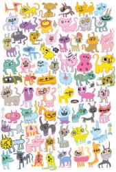 Heye Doodlecats 150 db-os