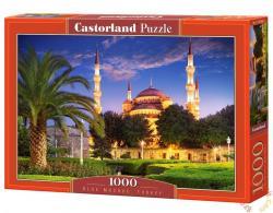 Castorland Kék Mecset, Törökország 1000 db-os (C-103386)