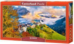 Castorland Colle Santa Lucia, Olaszország 4000 db-os (C-400164)