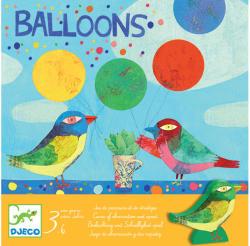 DJECO Balloons - Léggömbök - taktikai játék