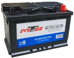 MTR Dynamic 72Ah 600A (572002060)