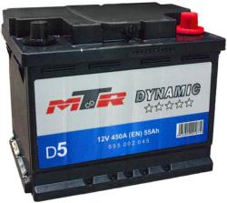 MTR Dynamic 55Ah 450A (555002045)