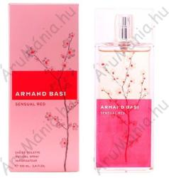 Armand Basi Sensual Red EDT 100ml