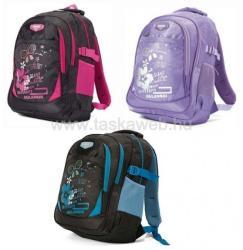Benzi háromrészes hátizsák lányoknak BZ-4103