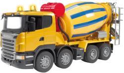 BRUDER Camion betoniera Scania R-Serie (3554)