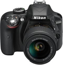 Nikon D3300 + 18-55mm VR