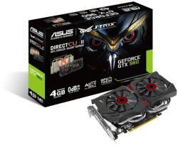 ASUS GeForce GTX 960 4GB GDDR5 128bit PCI-E (STRIX-GTX960-DC2-4GD5)