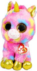 TY Inc Beanie Boos - Fantasia, a rózsaszín unikornis 24cm (TY37041)