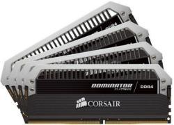 Corsair Dominator Platinum 64GB (4x16GB) DDR4 2666MHz CMD64GX4M4A2666C15