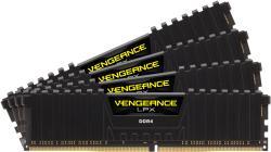 Corsair Vengeance LPX 16GB (4x4GB) DDR4 3600MHz CMK16GX4M4B3600C18