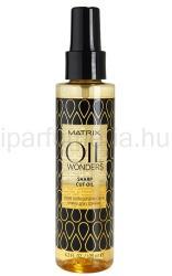 Matrix Oil Wonders Sharp Cut Oil 125ml