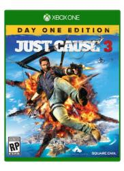 Square Enix Just Cause 3 [Day One Edition] (Xbox One)
