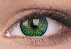 MAXVUE VISION Elegance - Green - dioptriás (2db) - negyedéves