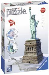 Ravensburger 3D Puzzle Szabadság szobor, New York 108 db-os (12584)
