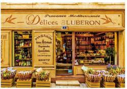 Educa Guido Borelli - Les Délices du Luberon (Luberon csemegeboltja) 1000 db-os