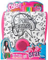 Cife Color Me Mine Pop Star színezhető oldaltáska (CMM86574)