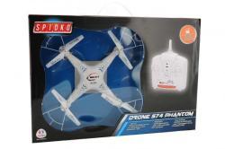 Globo SPIDKO S74 PHANTOM - Drona Gigant cu radiocomanda (GL37399)