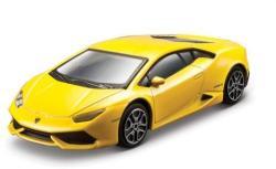 Bburago Lamborghini Huracan LP 610-4 1:43 Street Fire