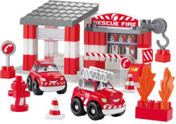 Ecoiffier Set Statie Pompieri (eco_3080)