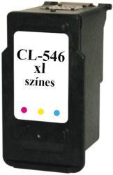 Utángyártott Canon CL-546XL Color