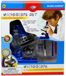 Micro Science Mikroszkóp szett (04019)