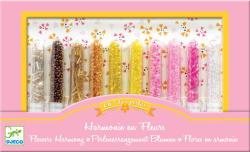 DJECO Üveggyöngy készlet - Virágok