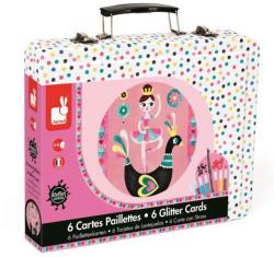 Janod Balerina kreatív szett bőröndben