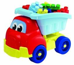 Ecoiffier Camion cu 30 de cuburi (eco_7720)