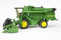BRUDER Combina agricola John Deere (2132)