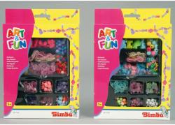 Simba Art & Fun Pretty gyöngy szett - 220db