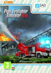 rondomedia Plant Firefighter Simulator 2014 (PC) Játékprogram