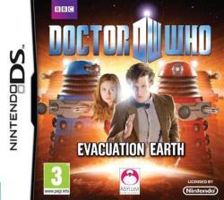 Asylum Doctor Who Evacuation Earth (Nintendo DS)