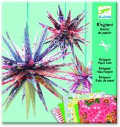 DJECO Kirigami papírgömbök