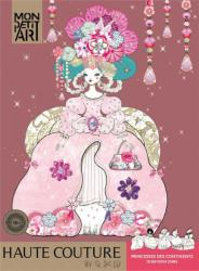 Mon Petit Art Öltöztető játék - Öt világrész hercegnői