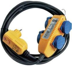 brennenstuhl 4 Plug (1168720)