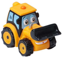 Golden Bear Toys Primul meu JCB - Joey pullback (GD3919)