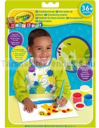 Crayola Mini Kids festőköpeny (81-1995)