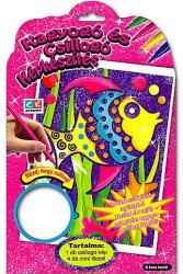 Creative Kids Ragyogó és csillogó képkészítés - Halacska