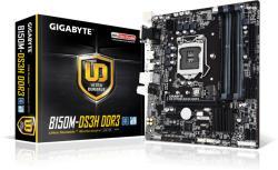 GIGABYTE GA-B150M-DS3H DDR3