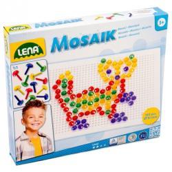 LENA Mozaik készlet 140db-os