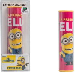 TRIBE Minions 2600mAh Friendly PB021303